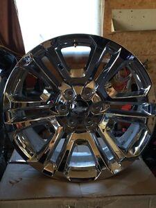 22 inch chev wheels
