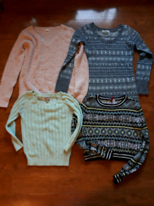 Fall/winter sweaters and tops ALL FOR ONLY $20!