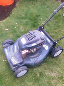 Looking for parts lawnmower