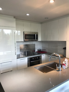 UBC high rise condo 2 beds & 2 baths for rent