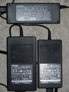 Toshiba Power Adapters for notebook/laptop computers
