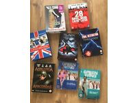 Selection of box sets ideal for car boot or re sale (lot 3)