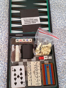 Multi game set - Brand New!