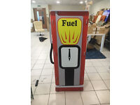 Brand New Kids Boys Cool Racing Car Style Fuel Pump Wardrobe in Red Yellow & Black