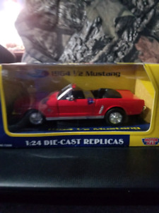 1964 Ford mustang replica die cast