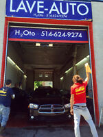 Car Wash Cashier and Car Washers Needed