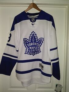 Toronto Maple Leafs #3 Reebok Jersey New With Tags