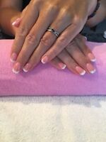 Nail tech looking for part or full time
