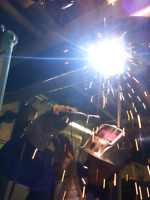 Mobile welder 24/7 welding services please call 4165616771.