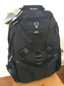 Backpack plus Laptop Bag - Targus Voyager - NEW with tags!