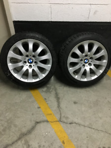 BMW Hankook Winter Tires 225/45R17 94V icept EVO