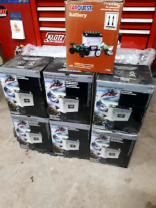 New Batteries, snowmobile - seadoo-Atv- motorcycle