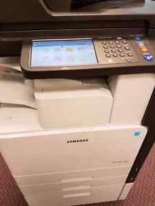 Samsung used or NEW copier Laser printer 11x17 Scanner Copy Machine ONLY 5k printed LIKE NEW