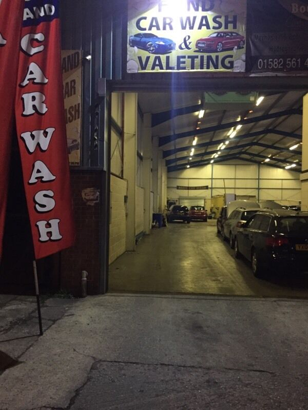 CAR WASH for sale in LUTON quick sale cheap price