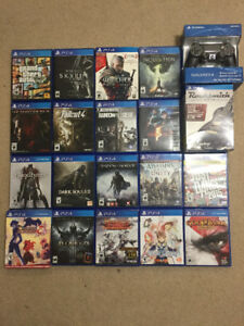 PS4 Games & Controllers **IT IS SOLD IF NOT IN DESCRIPTION