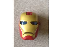 Iron man mask with sounds