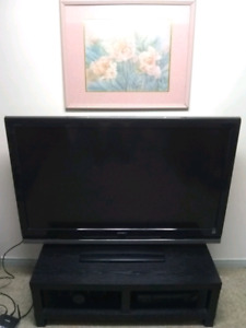 mint condition 52 inch SONY LCD TV with remote
