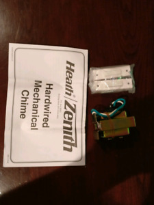 Brand new Heath Zenith hardwired mechanical chime