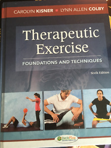 Therapeutic Exercise: Foundations and Techniques - 6th Edition