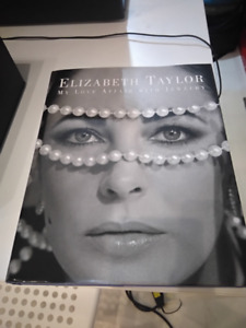 elizabeth taylor my love affair with jewelry hard cover book