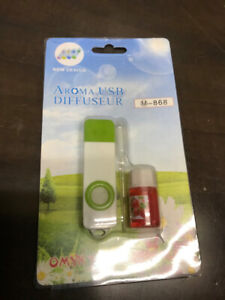 *Brand New* USB Essential Oil Diffuser WITH Essential Oil