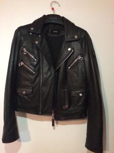 Rudsak & Metric Leather jacket