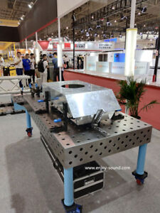 Fixture table, Modular welding table