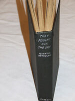1958 book about WWI air aces: They Fought For the Sky