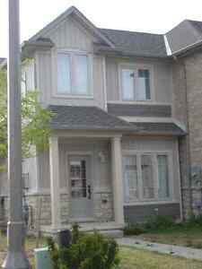 Grimsby- 3 Bedroom end unit townhouse with 2 car garage- Sep 1st