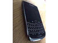 Black berry bold needs new screen