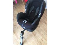 Maxi cosi Priorifix car seat -reclining 9-18kg