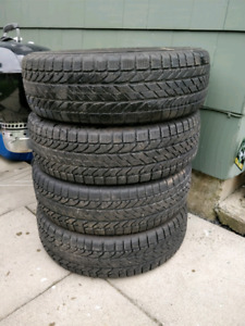 BF Goodrich Winter Tires 225/70 R16