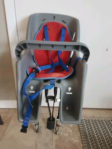 Bell toddler Bike seat  $10