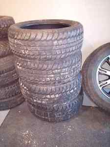 """Tires tires tires from 13/20 """" winters"""