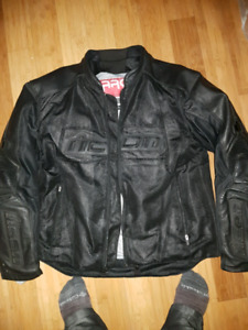 Icon textile motorcycle jacket.