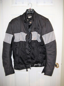 Power Trip Mesh Jacket with Inner Linear