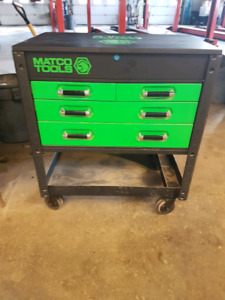 Matco service cart