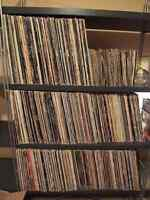 Huge Vinyl Record Collection - Mostly 80's New Wave,Gothic,Rock