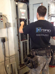 HYBRID ELECTRIC - Your Full Service Electricians Moose Jaw Regina Area image 4