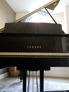 Yamaha Grand Piano C2 (with silent feature!) for SALE!