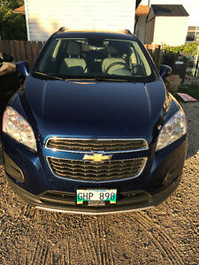 2015 Chevrolet Trax 1LT All Wheel Drive, Command Start, LOW KMS!