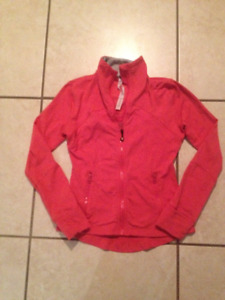 Lululemon Pink Define Jacket Size 4 Rip tag still attached