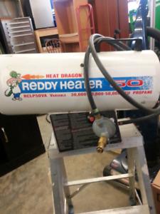 Ready heater