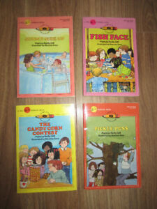 CHILDREN'S ENGLISH BOOKS - $5.00 for LOT (4 BOOKS)