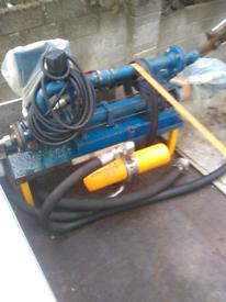 Fuel transfering pump
