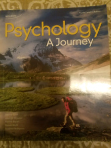 PSYCHOLOGY, A JOURNEY, FOURTH EDITION