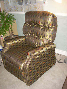 Electric Lift Recliner Chair