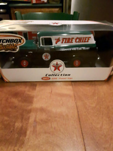 1957 GMC Texaco Fire Chief Panel Van