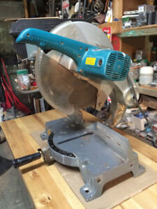 Makita Mitre Saw - Scie a Coupe d'Onglets - LS1440 355mm