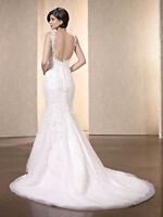 NEW Ivory Wedding Dress Size 10